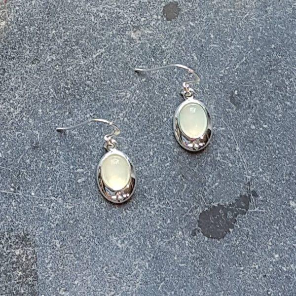 Celtic New Jade Earrings