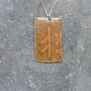 May Ogham Pendant-transparent